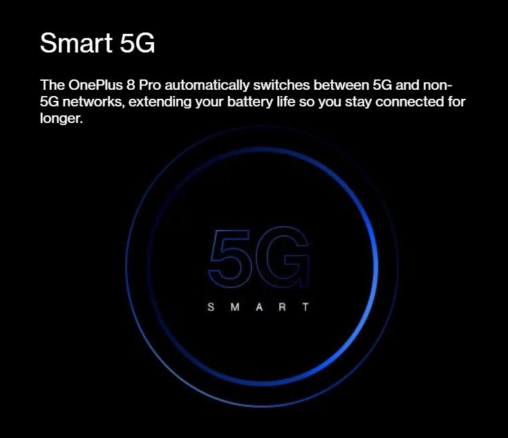 One Plus 8 Pro smart 5G