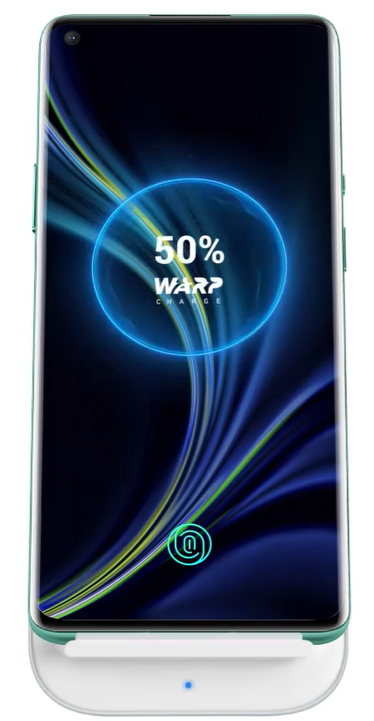 One Plus 8 Pro fast charging