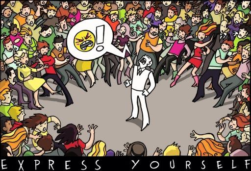 bloggerboy - express yourself