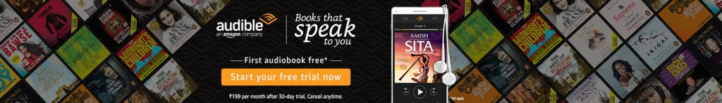 bloggerboy audible books that speak to you