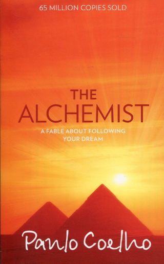 the alchemist bloggerboy